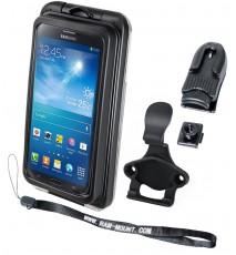 SOPORTE PARA MOVIL/GPS Y FUNDA PARA AGUA RAM BOX PRO 20