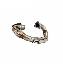 COLECTOR MEGABOMB HEADER STAINLESS STEEL W/ MID-PIPE YAMAHA