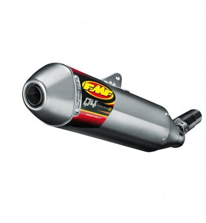 SILENCIOSO FMF  Q4 HEX BETA RR 350/400/450/525