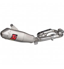 ESCAPE AKRAPOVIC RACING LINE