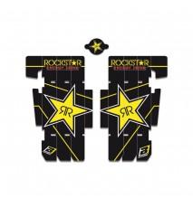 ADHESIVOS PARA PROTECCIONES RADIADOR DREAM 3 BLACKBIRD PARA KTM EXC 08-16