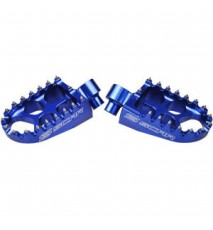 ESTRIVERAS KTM EVOLUTION FOOTPEGS ORANGE