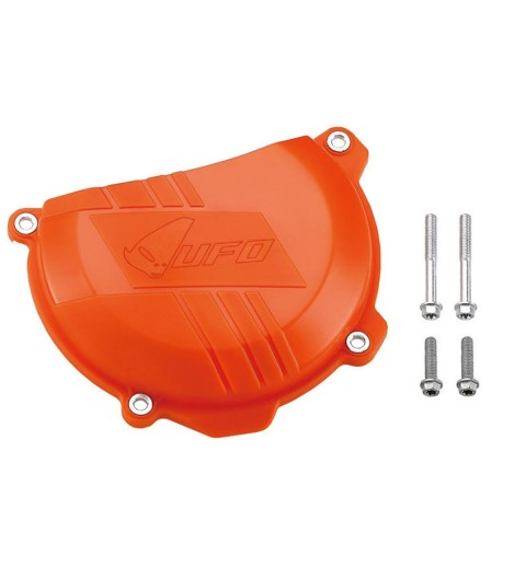 PROTECTOR TAPA EMBRAGUE UFO KTM EXC450 13-15