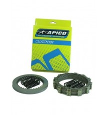 KIT COMPLETO EMBRAGUE + MUELLES YZF250(01-13) WRF250(01-14)