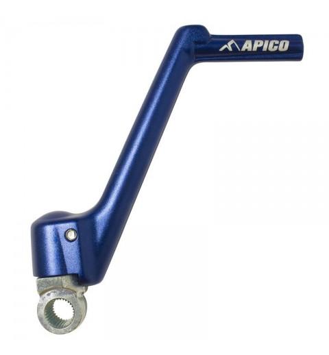PEDAL ARRANQUE APICO YAMAHA YZ125(86-17) Azul