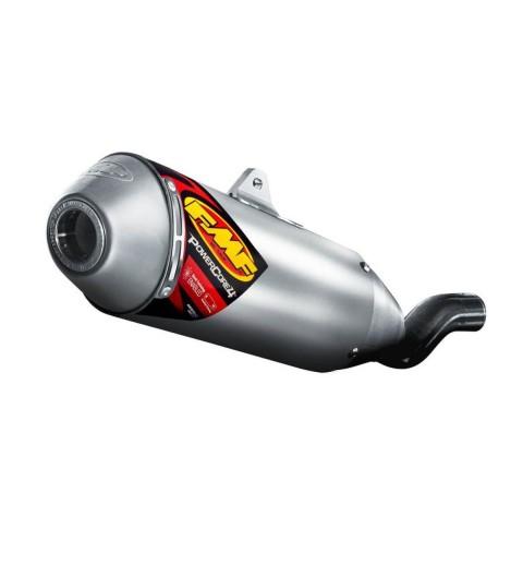 POWERCORE 4 HEX SLIP-ON MUFFLER ALUMINUM KTM