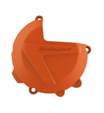 PROTECTOR TAPA EMBRAGUE KTM EXC 250-300 TPI (17-19)