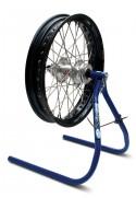 Herramienta de precisión para montaje y equilibrado de ruedas