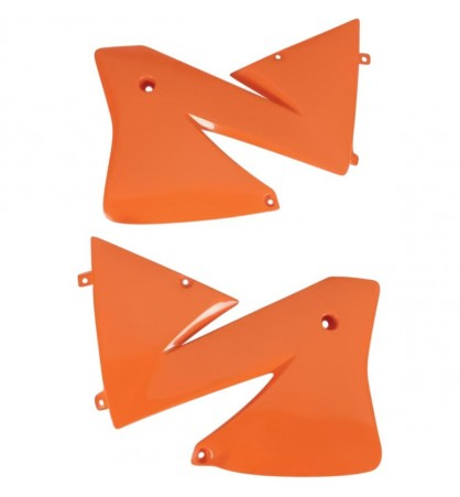 PLASTICA  RADIADORES KTM 2/4-STROKE (01-02)