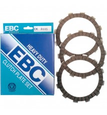 DISCOS EMBRAGUE KIT FRICCIÓN PLACA CK SERIES CORK EBC BRAKES